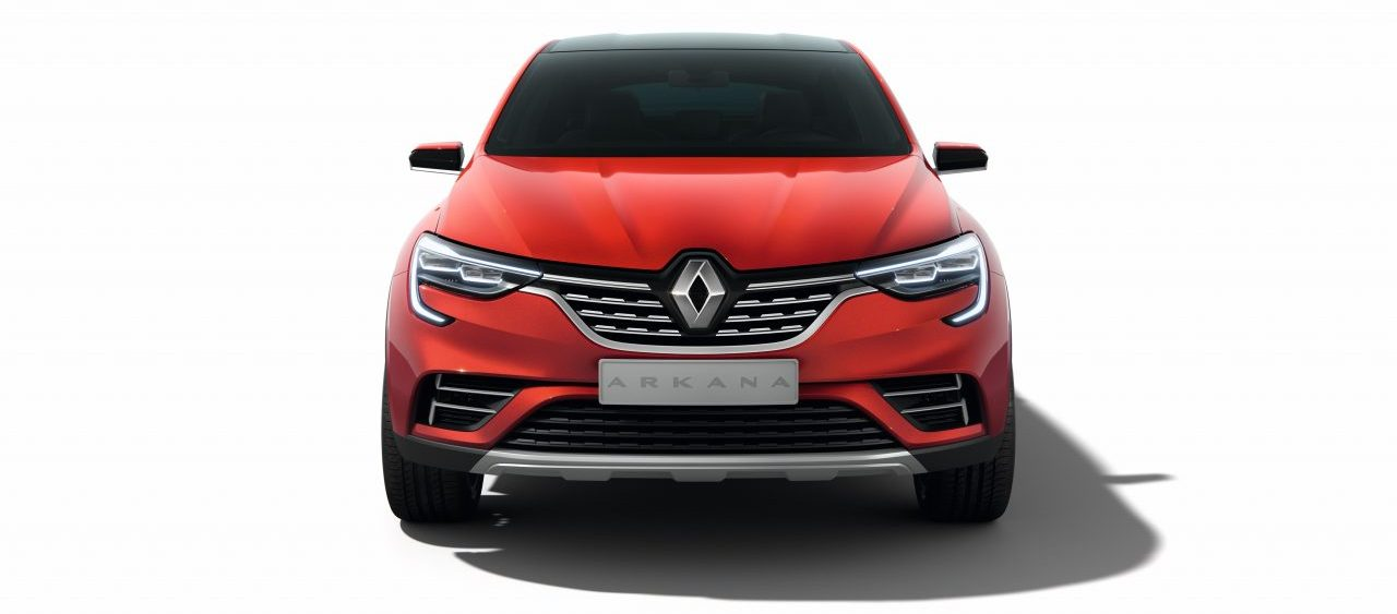 Renault Arkana SUV Coupe