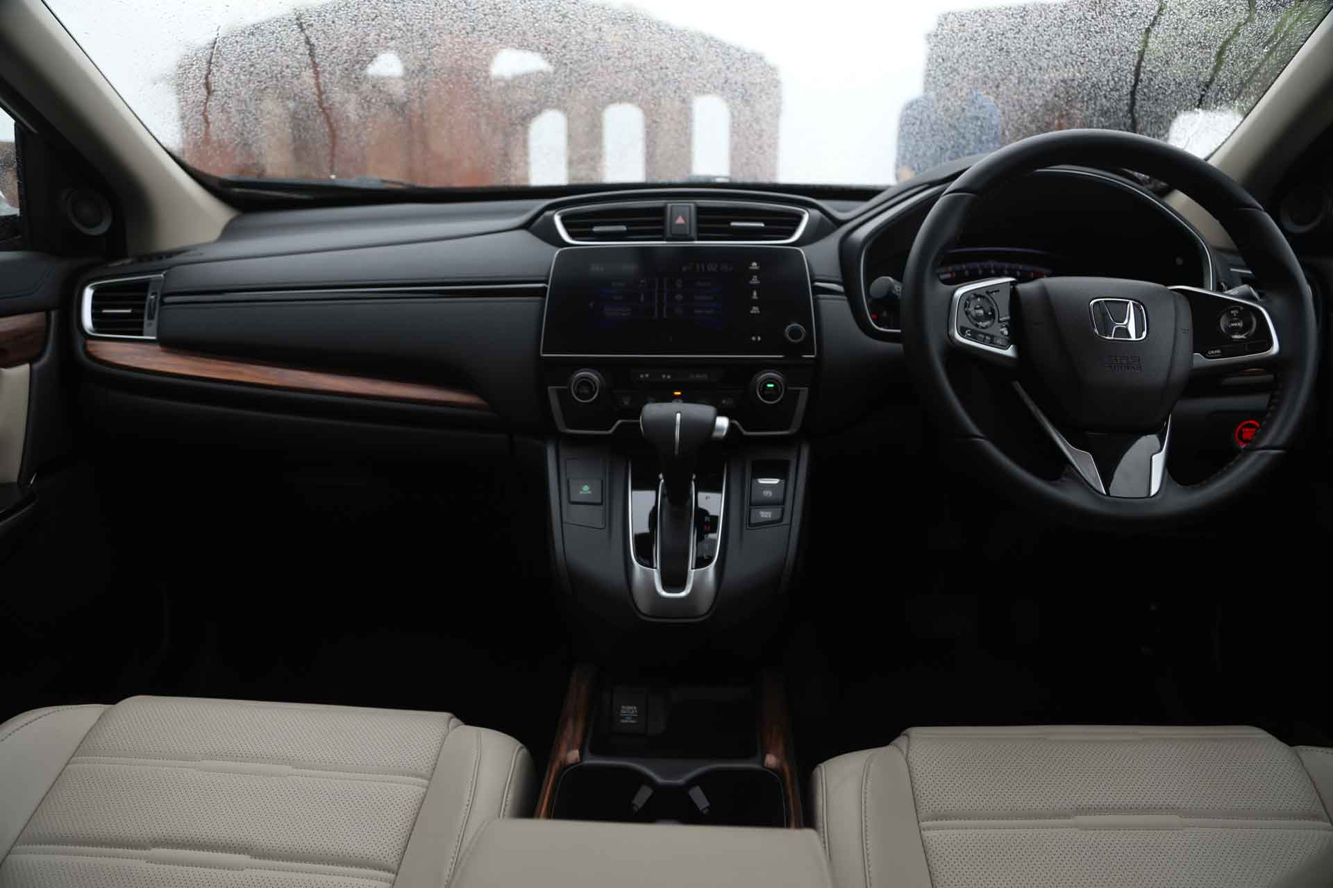 Honda CR-V Petrol Review
