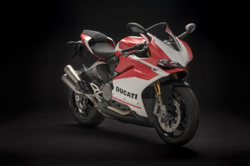 Ducati Panigale Corse India