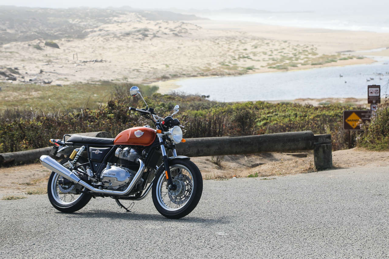 Intercept Vector Royal Enfield Interceptor 650 First Ride