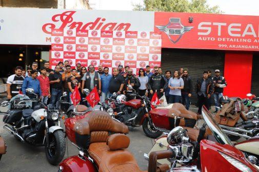 Indian Motorcycle Wheels of Change