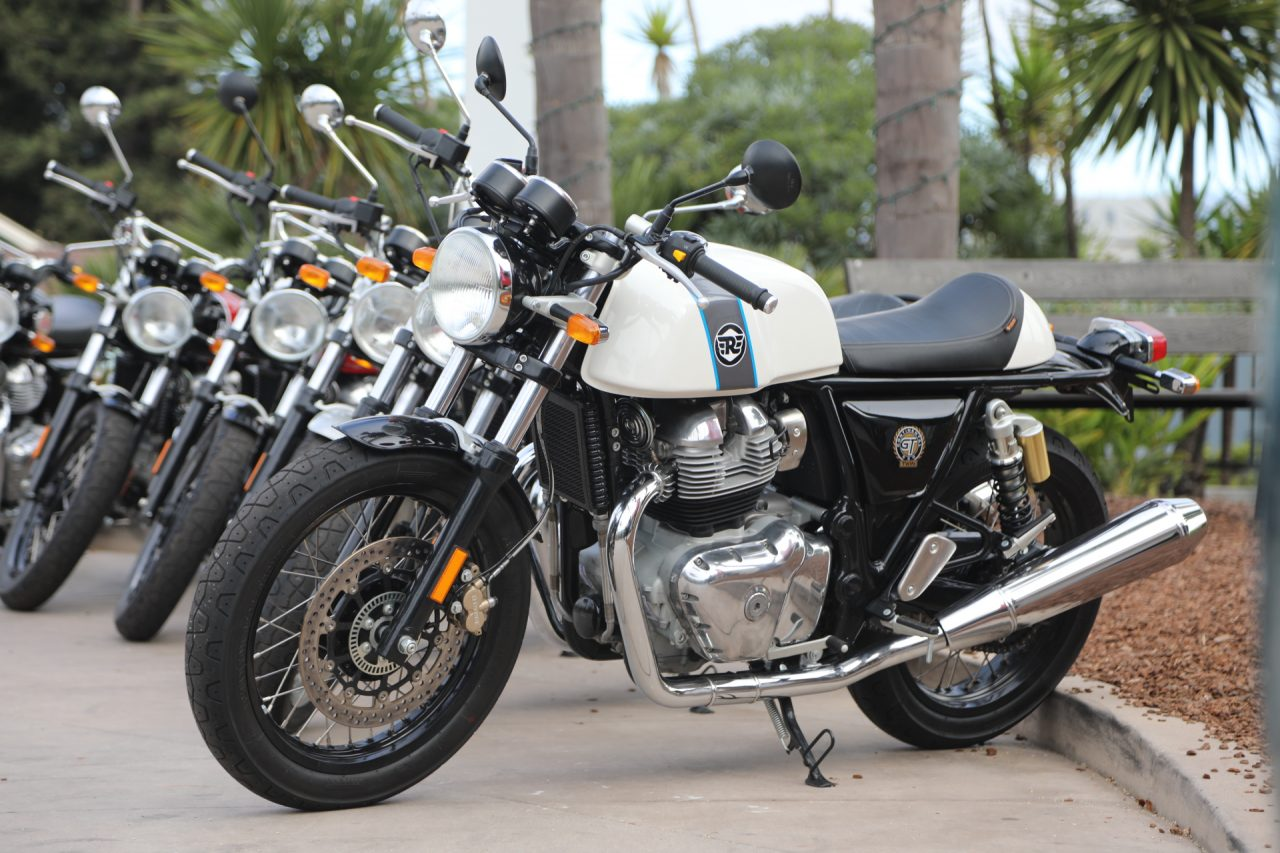 Racy Intentions Royal Enfield Continental Gt 650 First Ride Review