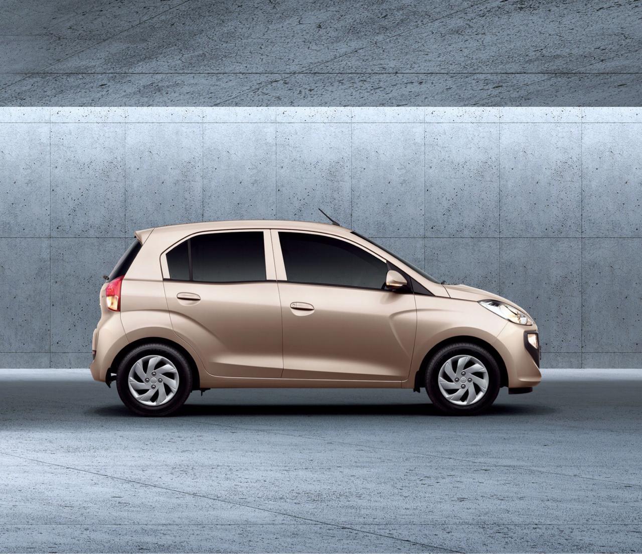 All New Hyundai Santro India
