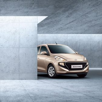 All New Hyundai Santro India