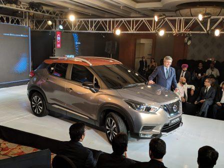 Nissan Kicks India