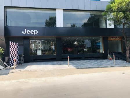 Jeep Connect India