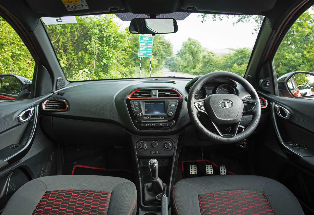 Tata Tiago Tigor JTP Review