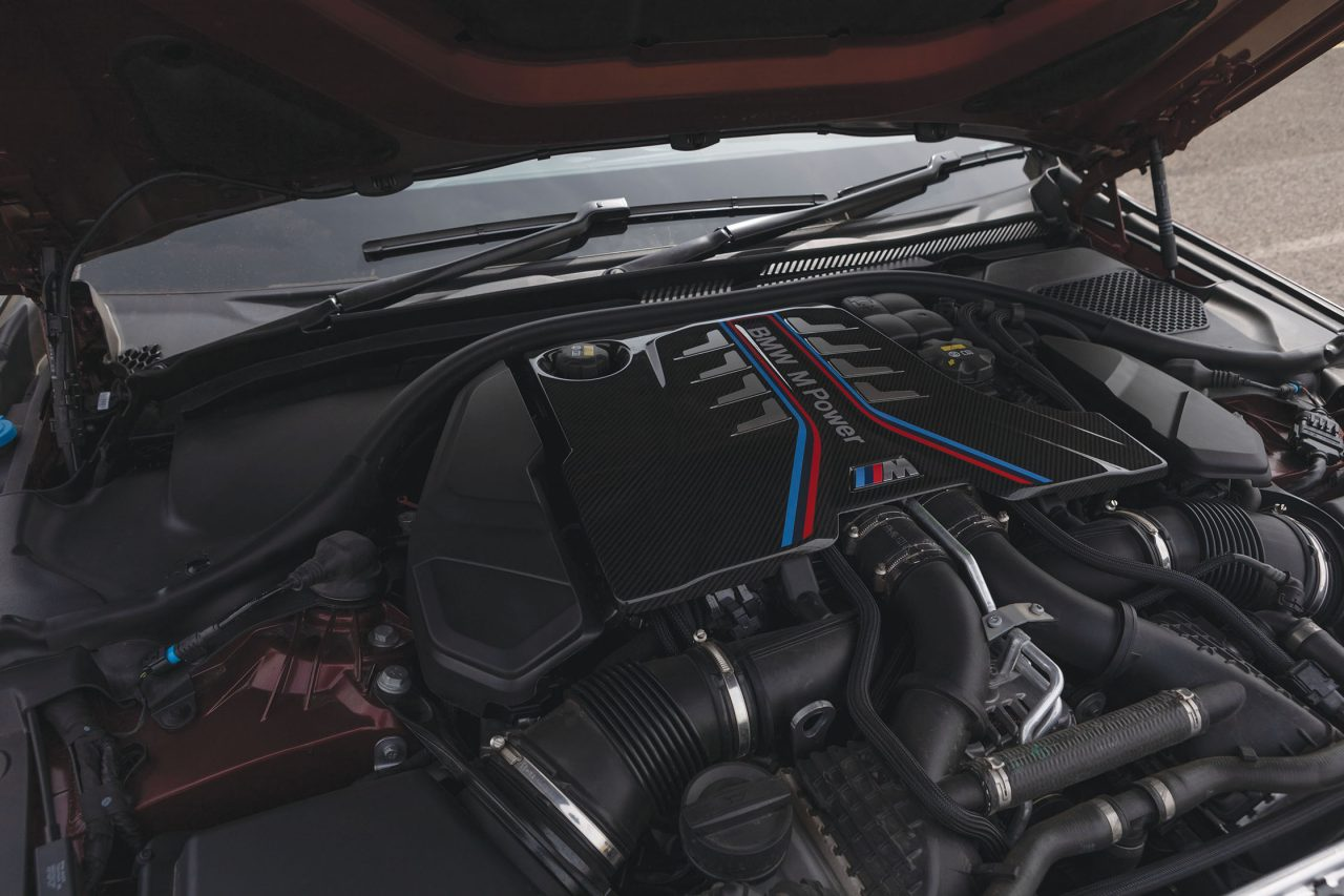 BMW M5 Engine India Review