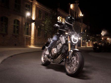 Honda CB650R EICMA