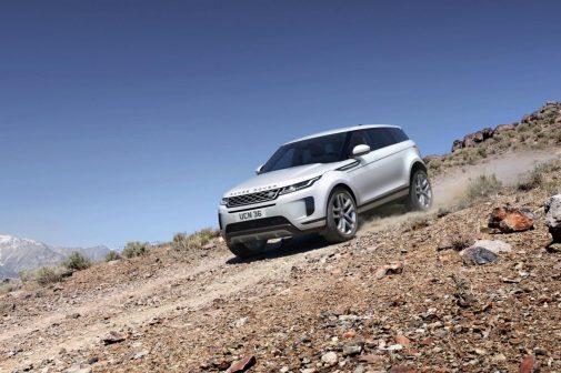 New 2019 Range Rover Evoque