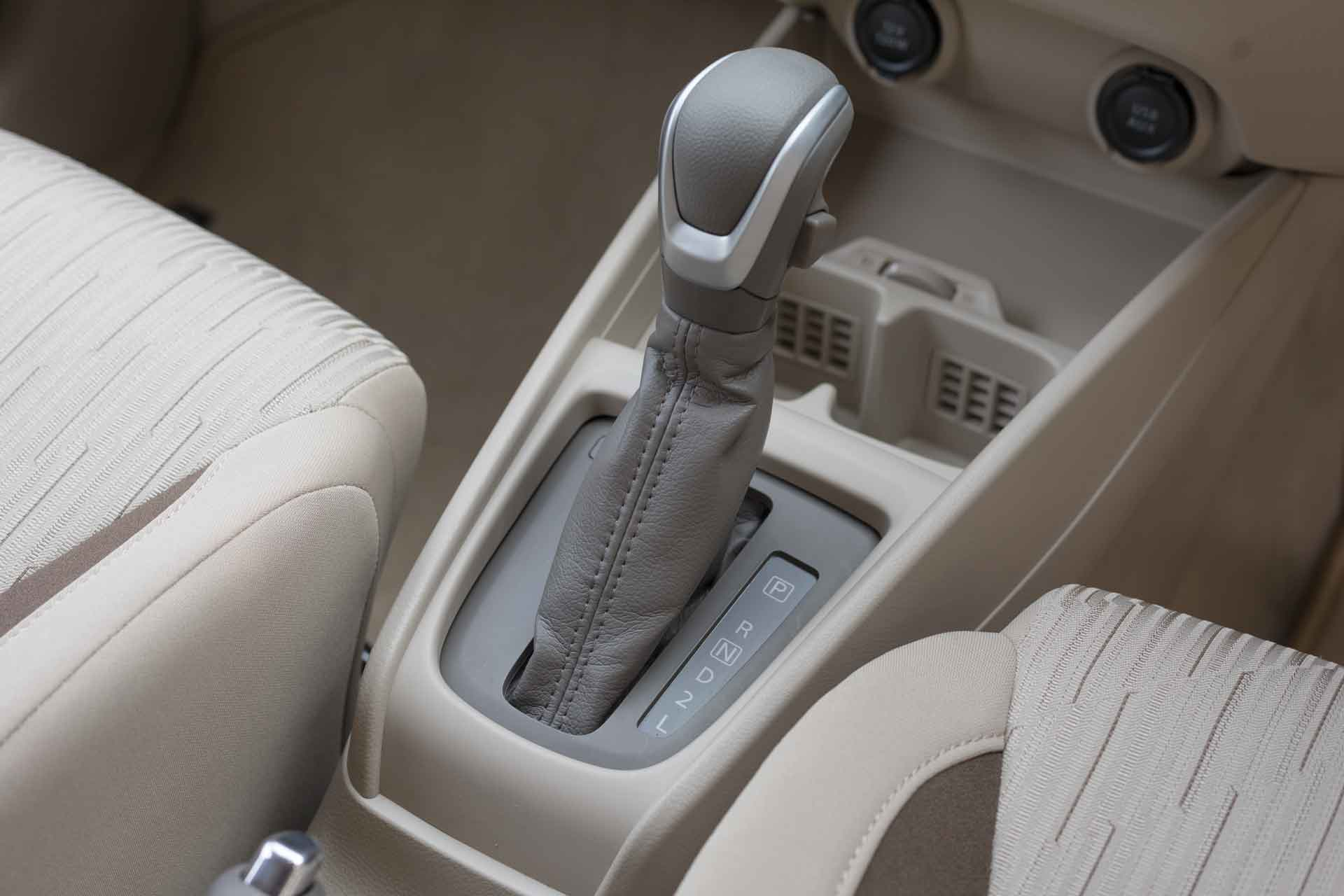 Maruti Suzuki Ertiga Automatic