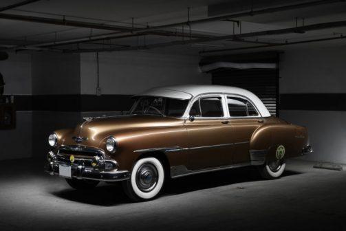 1951 Chevrolet Styleline Deluxe