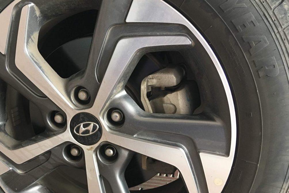Hyundai Creta Wheel