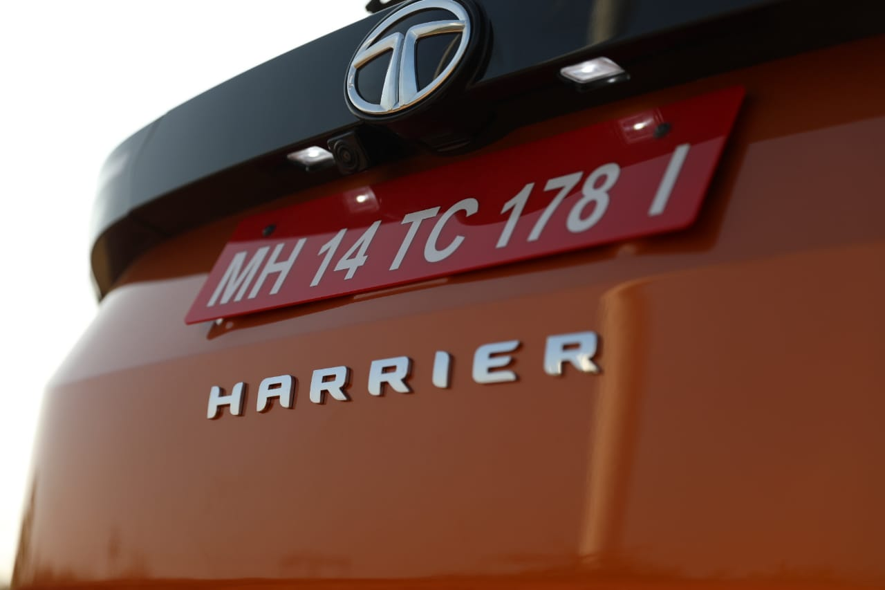 Tata Harrier Logo