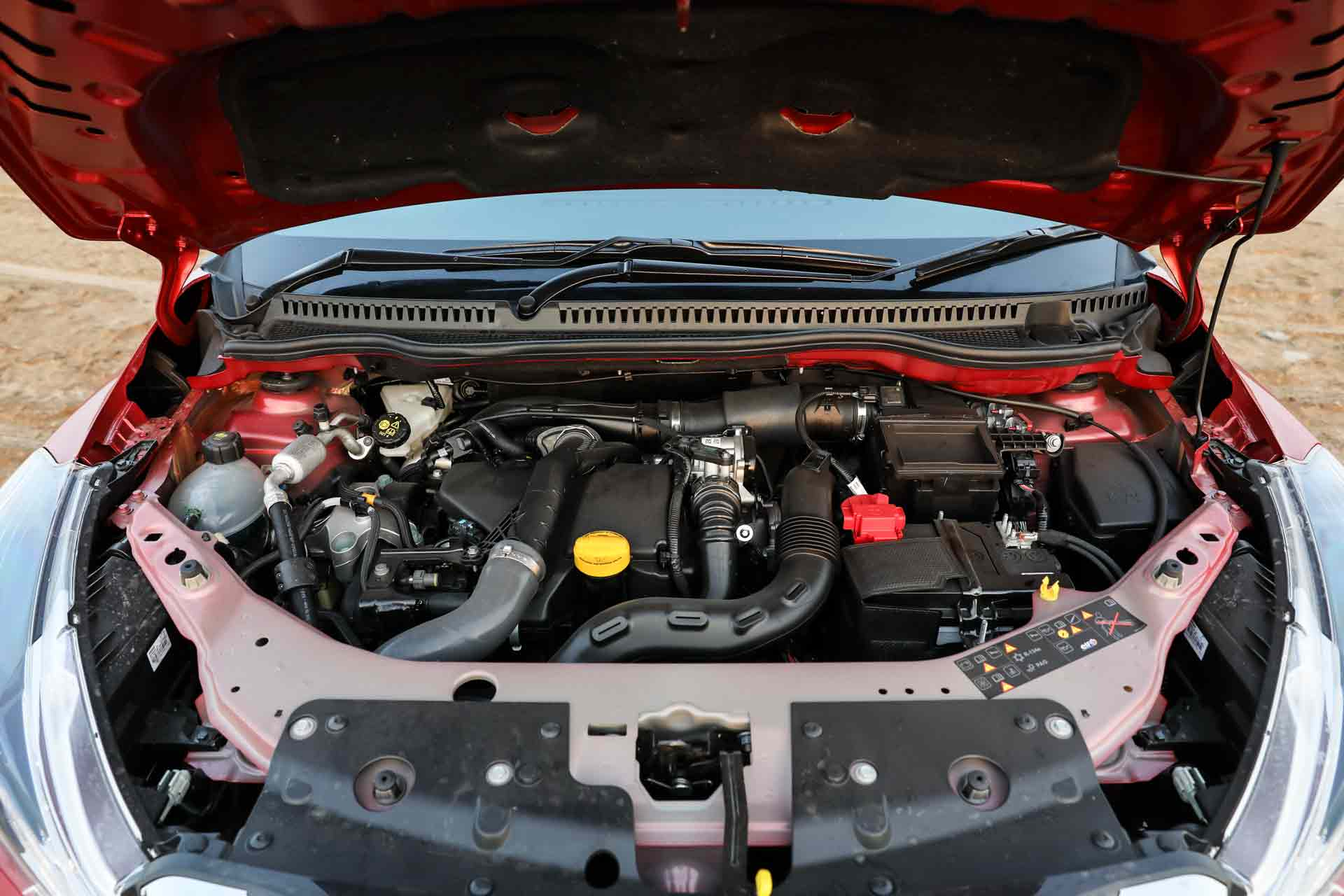 2019 Nissan Kicks Engine