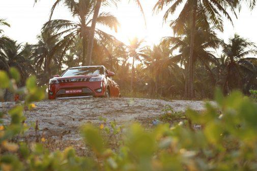Mahindra XUV300 First Drive Review Photos