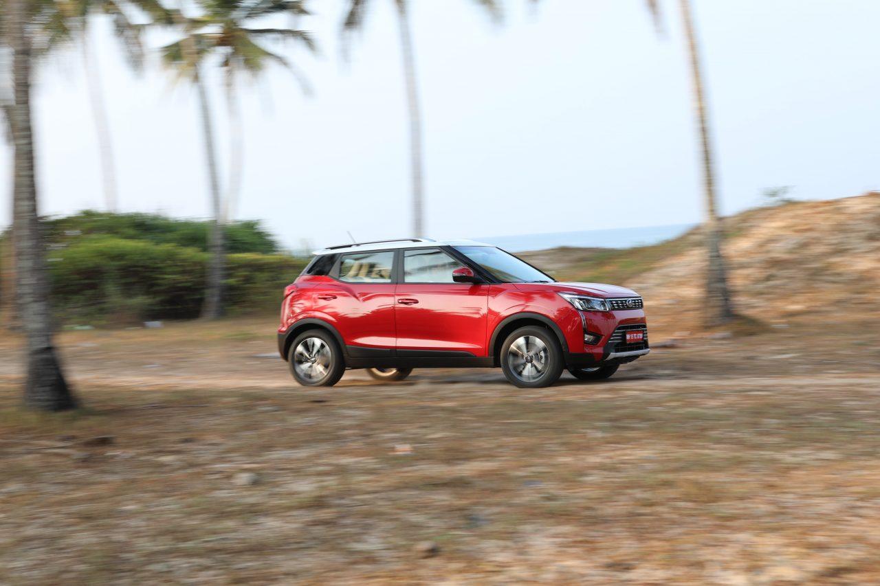 Mahindra XUV300 India First Drive