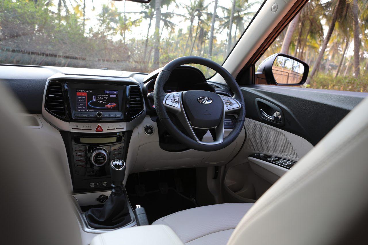 Mahindra XUV300 Interior Review