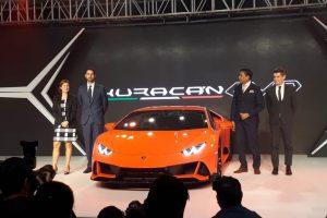 Lamborghini Huracan Evo launched