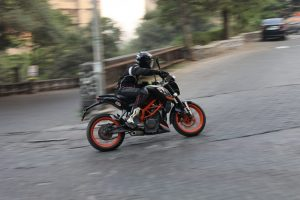 KTM Duke Remap Mantra Racing