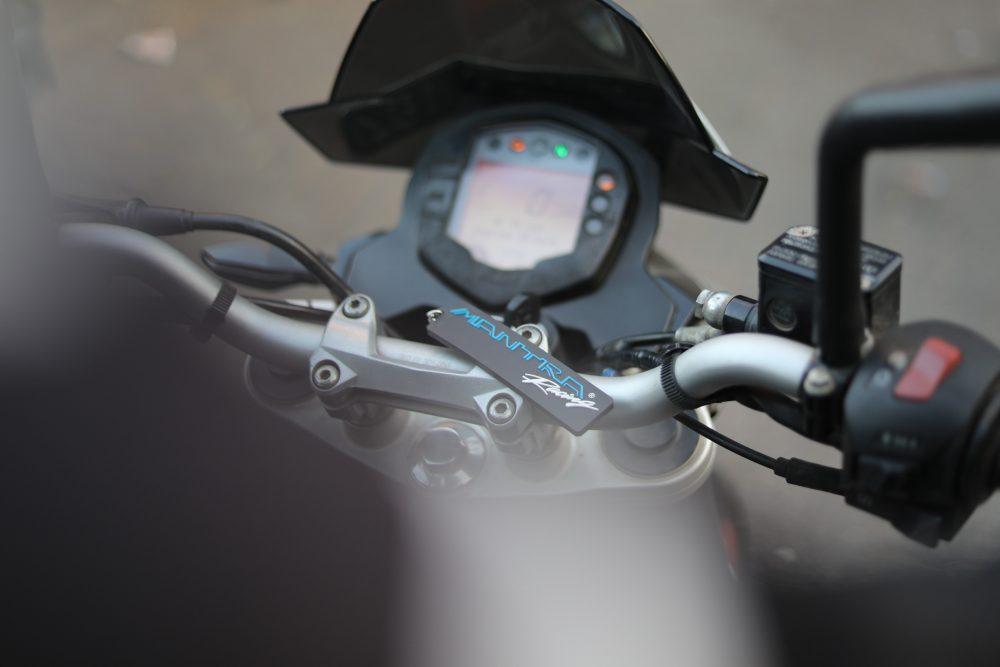 KTM Duke Remap Mantra Racing