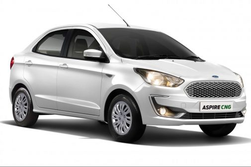 Ford Aspire CNG launched