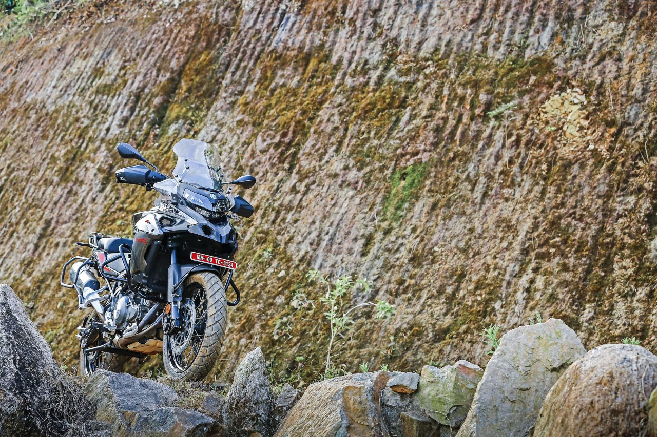 Benelli TRK 502X First Ride Review
