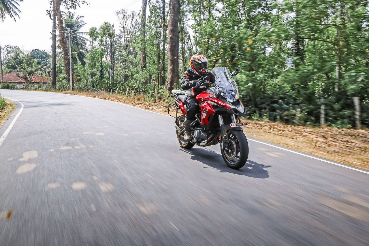 Benelli TRK 502 First Ride Review