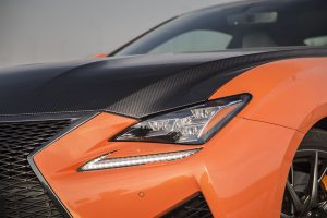Lexus RC F India Review