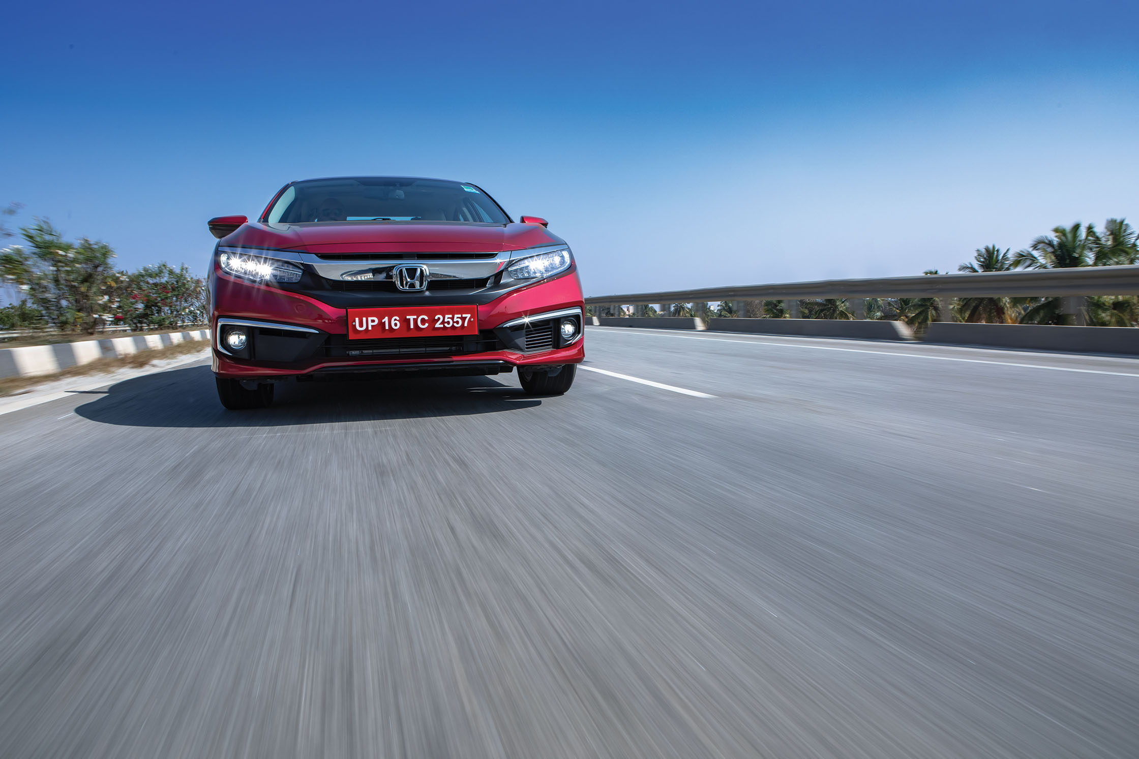 Honda Civic India First Drive Review