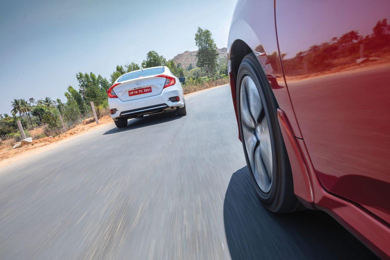 2019 Honda Civic Diesel Petrol India