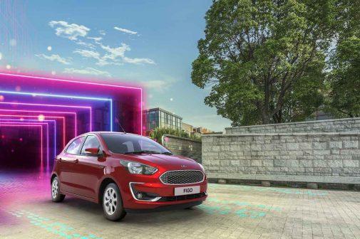 New Ford Figo India
