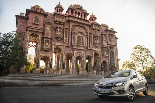 Honda City Travel