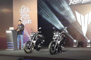 Yamaha MT-15 India launch