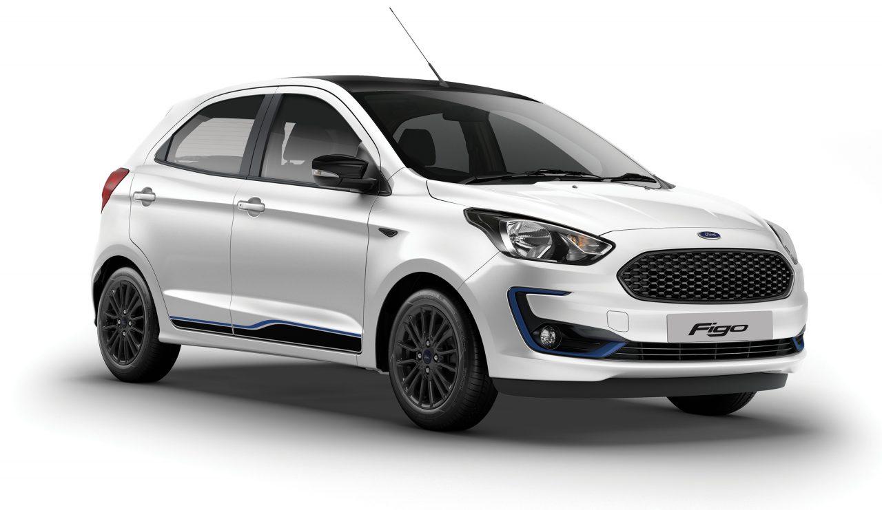 Ford Figo Blu 2019 launched