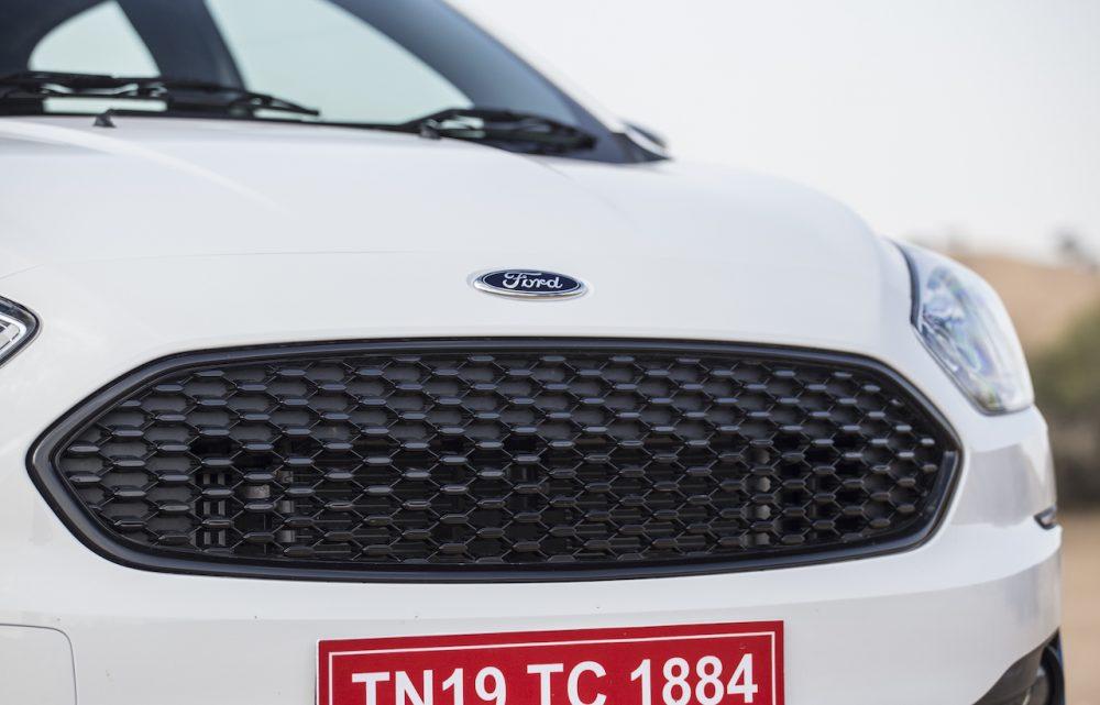 Ford Figo India