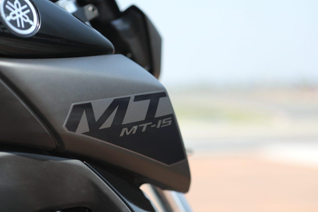 Yamaha MT-15 Review Logo