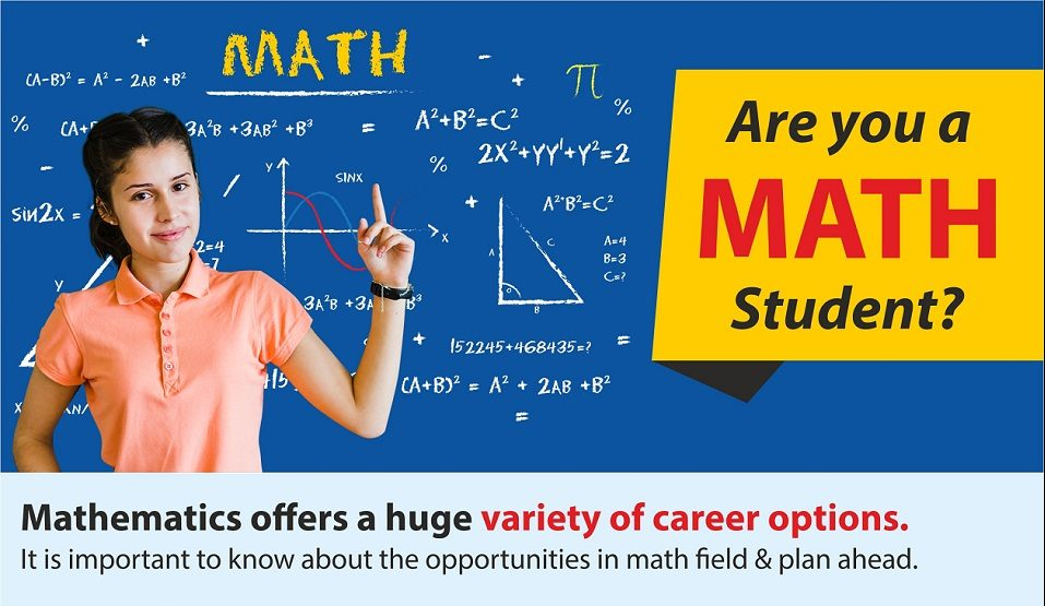 Mathematics career options after 12th