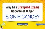Why has Olympiad Exams become of major significance?