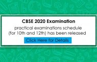 CBSE launches App for Class 10th & 12th practical exams 2020; practicals from January 1st