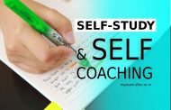Becoming a Topper: Combination of Self-Study and Self-Coaching