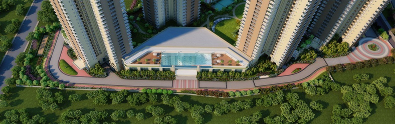 housing complex in Uttarpara