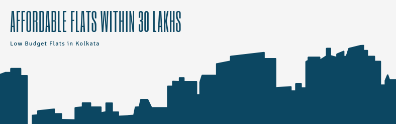 flats in Kolkata within 30 lakhs