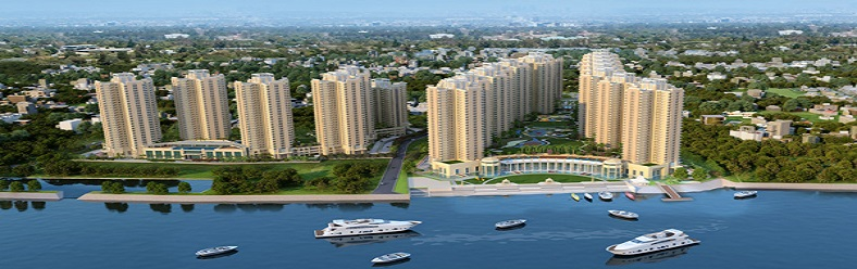 New Kolkata riverside project