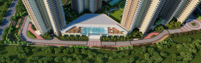 Flats near Konnagar, Hooghly