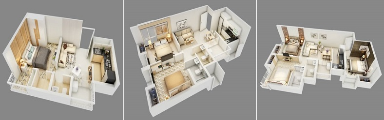 2 BHK Flats Within 25 Lakhs