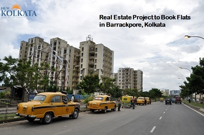 residential flats in Barrackpore
