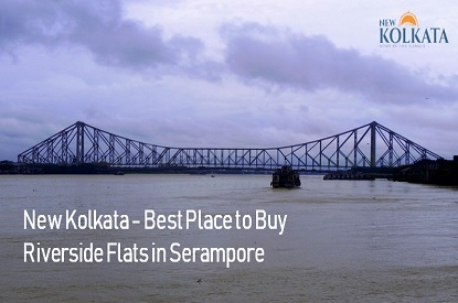 Riverside Flats in Kolkata