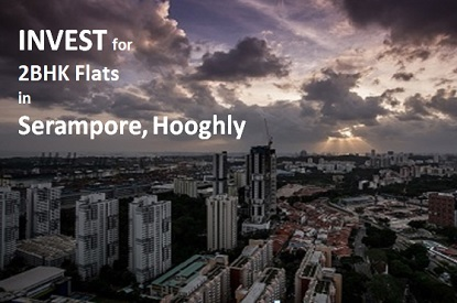 Flats in Serampore, Hooghly