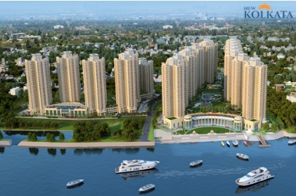 riverside flats in Serampore Hooghly